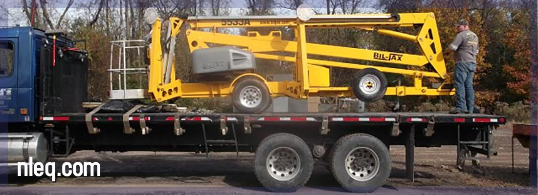 Used Construction Equipment Levittown PA