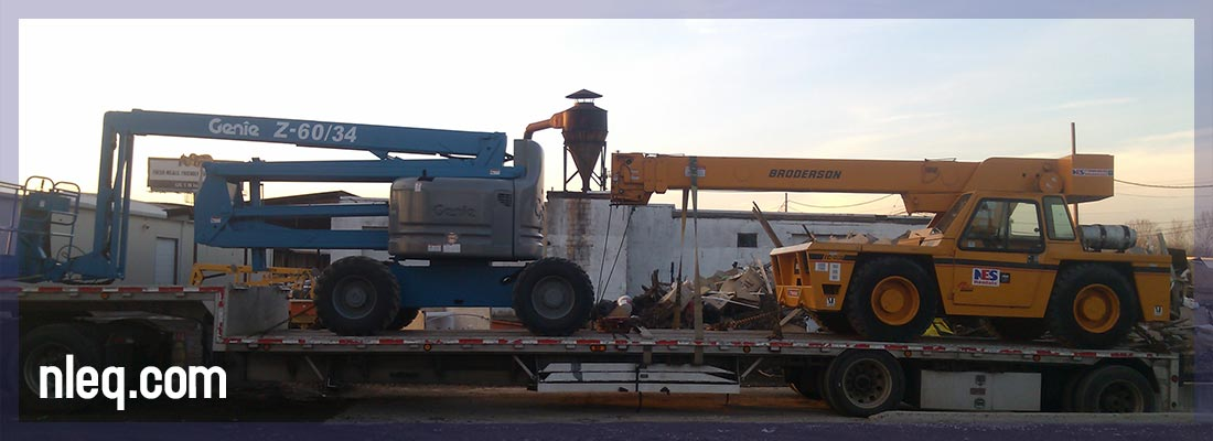 Used Construction Equipment Mechanicsburg PA